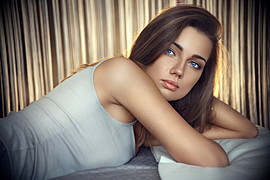 Evgeniy Maynagashev photographer (Евгений Майнагашев фотограф). Work by photographer Evgeniy Maynagashev demonstrating Portrait Photography.Kateryna KozlovaPortrait Photography,Face Modeling Photo #54790