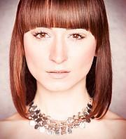 Ewa Paczkowska model & makeup artist. Photoshoot of model Ewa Paczkowska demonstrating Face Modeling.Face Modeling Photo #129202