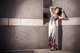 Ewa Paczkowska model & makeup artist. Photoshoot of model Ewa Paczkowska demonstrating Fashion Modeling.Fashion Modeling Photo #129238