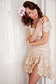 Ewa Paczkowska model & makeup artist. Photoshoot of model Ewa Paczkowska demonstrating Fashion Modeling.Fashion Modeling Photo #129240