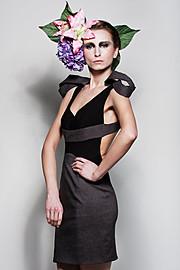 Ewa Paczkowska model & makeup artist. Photoshoot of model Ewa Paczkowska demonstrating Fashion Modeling.Fashion Modeling Photo #129245