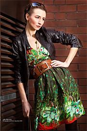 Ewa Paczkowska model & makeup artist. Photoshoot of model Ewa Paczkowska demonstrating Fashion Modeling.Fashion Modeling Photo #129247