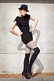 Ewa Paczkowska model & makeup artist. Photoshoot of model Ewa Paczkowska demonstrating Fashion Modeling.Fashion Modeling Photo #129248