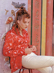 Fabienne Zadel hair stylist & makeup artist. hair by hair stylist Fabienne Zadel. Photo #117937