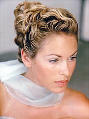 Fabienne Zadel hair stylist & makeup artist. hair by hair stylist Fabienne Zadel. Photo #117938