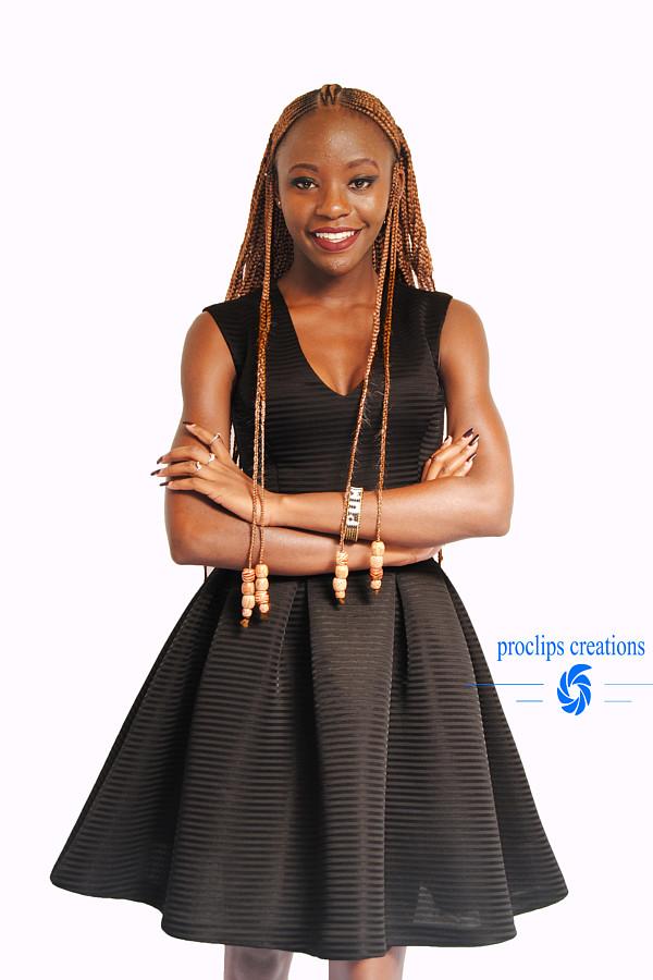 Faith Wamalwa Model