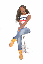 Fanelo is an aspiring model who lives in South Africa, Pretoria (Hatfield) ,a student at the university of Pretoria studying Bcom General. S