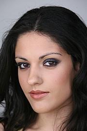 Fani Kazana makeup artist (μακιγιέρ). Work by makeup artist Fani Kazana demonstrating Beauty Makeup.Beauty Makeup Photo #157459