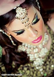 Farah Quadri makeup artist. makeup by makeup artist Farah Quadri. Photo #59940