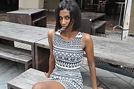 Farhana Mazlan model. Modeling work by model Farhana Mazlan. Photo #104588
