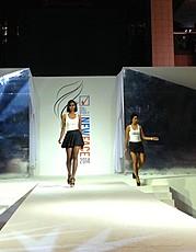 Farhana Mazlan model. Photoshoot of model Farhana Mazlan demonstrating Runway Modeling.Runway Modeling Photo #104590