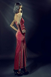 Farhana Mazlan model. Photoshoot of model Farhana Mazlan demonstrating Fashion Modeling.Fashion Modeling Photo #104592