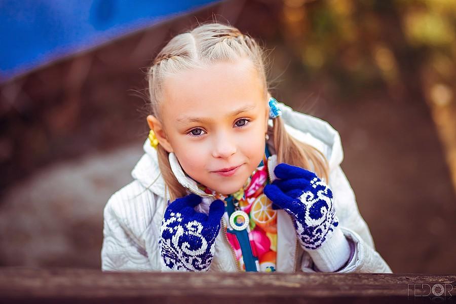 Fedor Salomatov photographer (Фёдор Саломатов фотограф). Work by photographer Fedor Salomatov demonstrating Children Photography.Children Photography Photo #171921