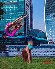 Fedor (Theodore) Shmidt is Russian photographer and videographer based in Moscow specializing in advertising and body photography. He is lar
