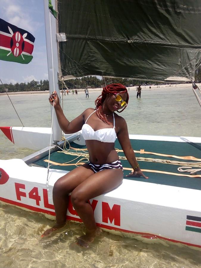 Felista Mwangi Model