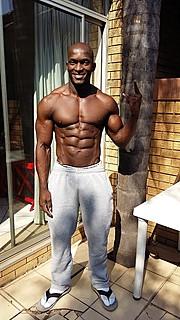 Felix Bolo model. Photoshoot of model Felix Bolo demonstrating Body Modeling.Body Modeling Photo #176684