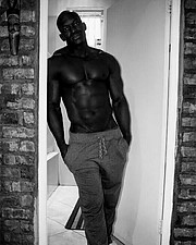Felix Bolo is a model based in Pretoria. Felix is a self motivated and organised individual. He is known for his character and professional