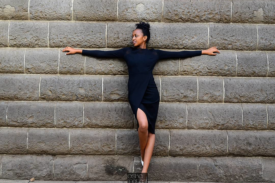 Fiona Muya model. Photoshoot of model Fiona Muya demonstrating Fashion Modeling.Fashion Modeling Photo #209803