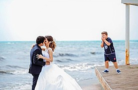Flor Abazi photographer (fotograf). Work by photographer Flor Abazi demonstrating Wedding Photography.Wedding Photography Photo #178597