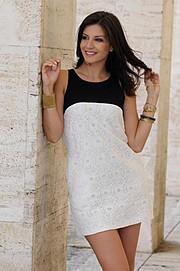Floriana Garo model (modele). Photoshoot of model Floriana Garo demonstrating Fashion Modeling.Fashion Modeling Photo #58795