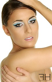 Florina Ursache makeup artist. Work by makeup artist Florina Ursache demonstrating Beauty Makeup.Portrait Photography,Beauty Makeup Photo #59977