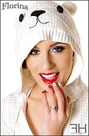 Florina Ursache makeup artist. Work by makeup artist Florina Ursache demonstrating Beauty Makeup.Portrait Photography,Beauty Makeup Photo #59980