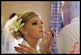 Florina Ursache makeup artist. Work by makeup artist Florina Ursache demonstrating Bridal Makeup.Bridal Makeup Photo #59983