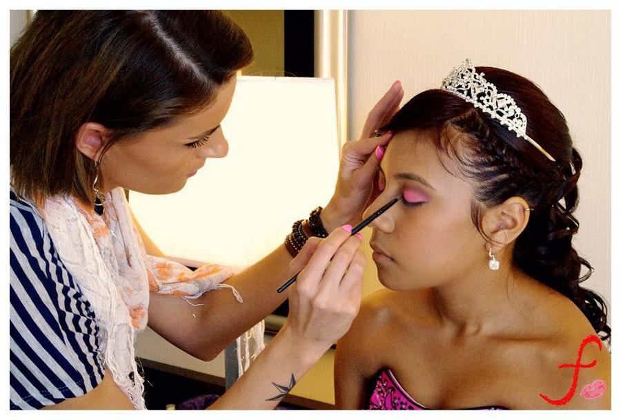 Florina Ursache makeup artist. makeup by makeup artist Florina Ursache. Photo #59984