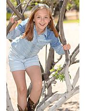 Ford Robert Black Scottsdale modeling agency. Girls Casting by Ford Robert Black Scottsdale.model: Hannah FaithGirls Casting Photo #111132
