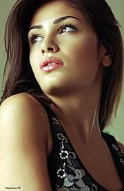 Francesca Sheryl De Luca model (modella). Photoshoot of model Francesca Sheryl De Luca demonstrating Face Modeling.Face Modeling Photo #120463