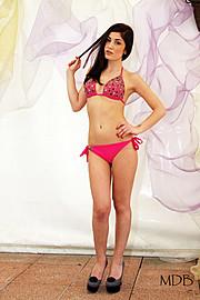 Francesca Sheryl De Luca model (modella). Photoshoot of model Francesca Sheryl De Luca demonstrating Body Modeling.Body Modeling Photo #120471