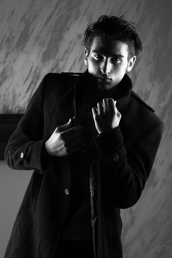 Francesco Bounasr model. Photoshoot of model Francesco Bounasr demonstrating Fashion Modeling.Fashion Modeling Photo #217820