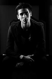 Francesco Bounasr model. Photoshoot of model Francesco Bounasr demonstrating Fashion Modeling.Fashion Modeling Photo #217821