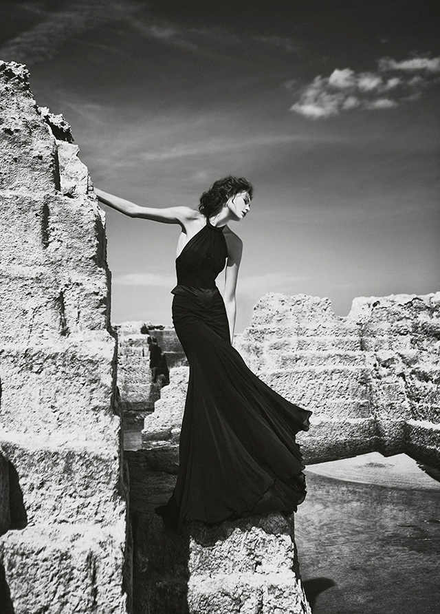 Francesco Paolo Salerno fashion designer (designer di moda). design by fashion designer Francesco Paolo Salerno.Fashion Photography,Editorial Styling Photo #60987