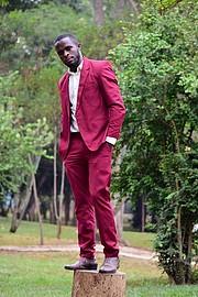 Francis Kuta model. Photoshoot of model Francis Kuta demonstrating Fashion Modeling.Fashion Modeling Photo #222215