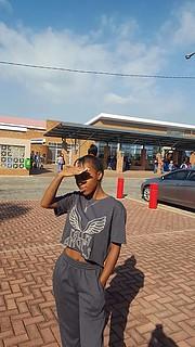 Fundi Zwane model. Photoshoot of model Fundi Zwane demonstrating Fashion Modeling.Fashion Modeling Photo #209398