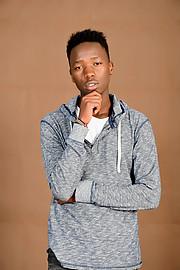 Gabriel Mboya model. Photoshoot of model Gabriel Mboya demonstrating Fashion Modeling.Fashion Modeling Photo #213696