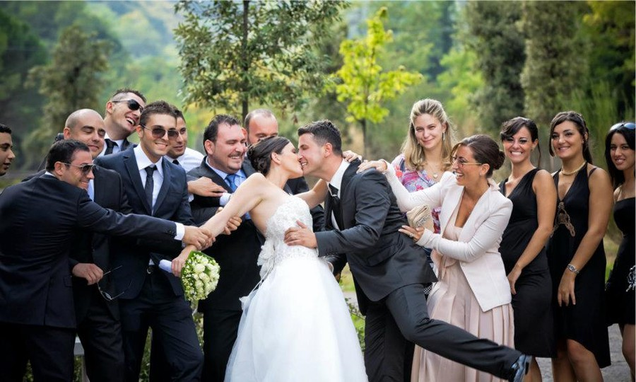 Gaetano Rossi wedding photographer. Work by photographer Gaetano Rossi demonstrating Wedding Photography.Wedding Photography Photo #92214