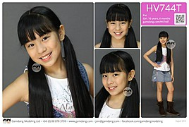 Gamdang Bangkok modeling agency (โมเดลลง เอเจนซ). Girls Casting by Gamdang Bangkok.Girls Casting Photo #95989