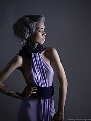 Gena Gemitores model. Gena Gemitores demonstrating Fashion Modeling, in a photoshoot by Justin W King.Photographer Justin W KingFashion Modeling Photo #104700