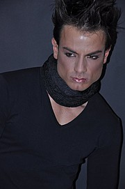 Gennaro Di Bernardo model. Photoshoot of model Gennaro Di Bernardo demonstrating Face Modeling.Face Modeling Photo #123315