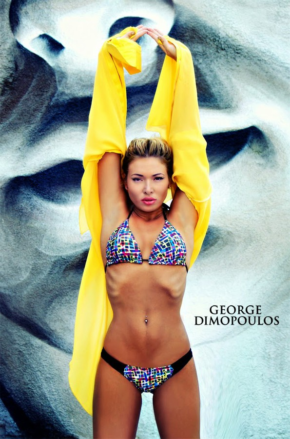 George Dimopoulos fashion photographer & creative d. Work by photographer George Dimopoulos demonstrating Body Photography.SwimwearBody Photography Photo #101321