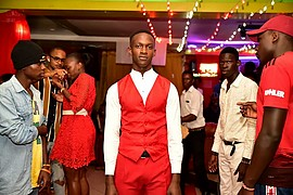 George Jedidiah model. Photoshoot of model George Jedidiah demonstrating Fashion Modeling.Fashion Modeling Photo #218521