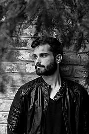 Georgios Leivaditis model (μοντέλο). Modeling work by model Georgios Leivaditis. Photo #206508