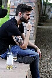 Georgios Leivaditis model (μοντέλο). Modeling work by model Georgios Leivaditis. Photo #206509