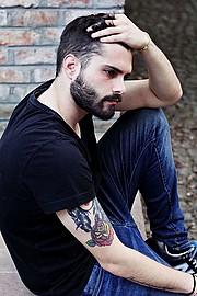 Georgios Leivaditis model (μοντέλο). Modeling work by model Georgios Leivaditis. Photo #206511