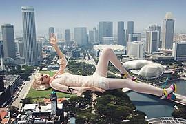 Geraldine Lim Fashion Stylist