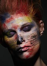 Gerhard Merzeder photographer. Work by photographer Gerhard Merzeder demonstrating Portrait Photography.Face PaintingPortrait Photography Photo #64561