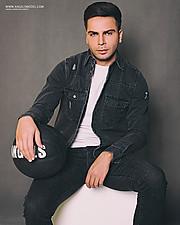 Ghasem Khalili model. Photoshoot of model Ghasem Khalili demonstrating Fashion Modeling.Fashion Modeling Photo #223996
