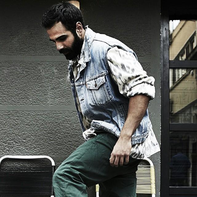 Giannis Efstathiou model (Γιάννης Ευσταθίου μοντέλο). Photoshoot of model Giannis Efstathiou demonstrating Fashion Modeling.Fashion Modeling Photo #174657